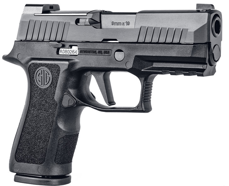 SIG SAUER P320 XCOMPACT 9MM 3.6'' BARREL X-RAY 3 NS 15+1