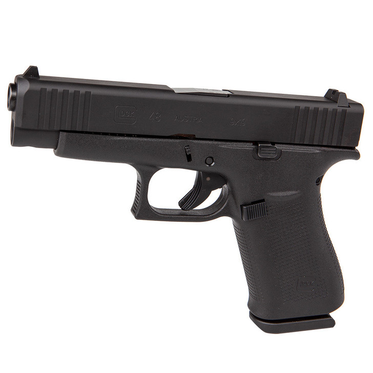 GLOCK 48 PISTOL 9MM 10 ROUND - G48 BLACK