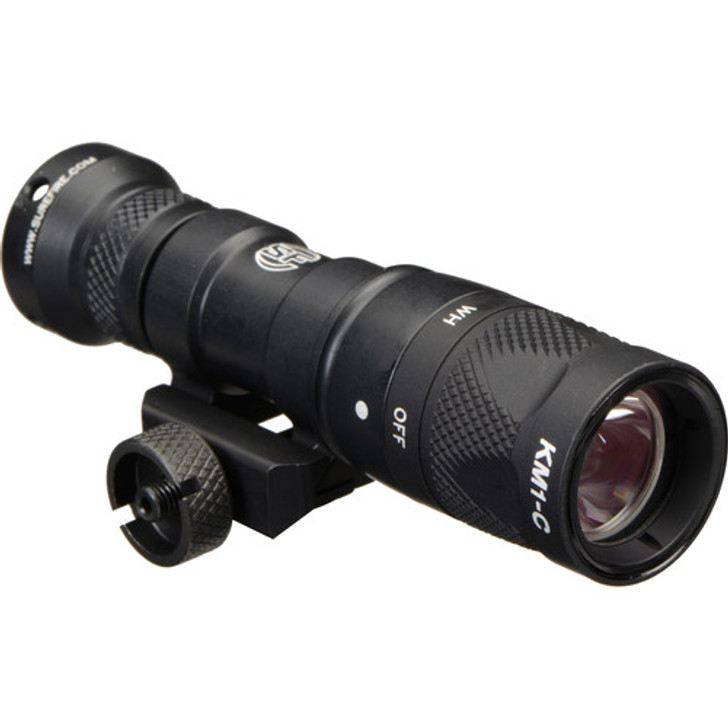 SUREFIRE M300V MINI SCOUT IR LED WEAPONLIGHT BLACK