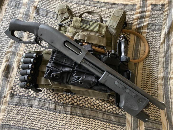 ASG-870 GRIP - FITS REMINGTON 870 MODEL SHOTGUNS
