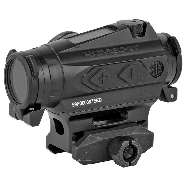 SIG SAUER ROMEO4T 1X20MM COMPACT RED DOT SIGHT