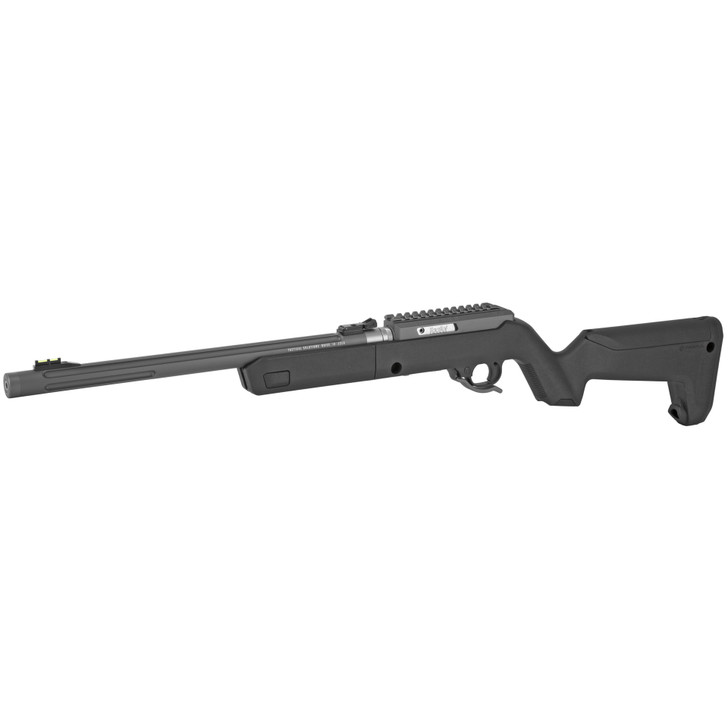"TACTICAL SOLUTIONS X-RING VR BACKPACKER TAKEDOWN SEMI AUTO 22 LR 16.5"" THREADED BARREL 10 ROUND - BLACK"