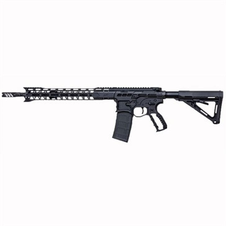 F1 FIREARMS BDRX-15 SKELETONIZED RIFLE 16 223 WYLDE 8 LBS - BLACK