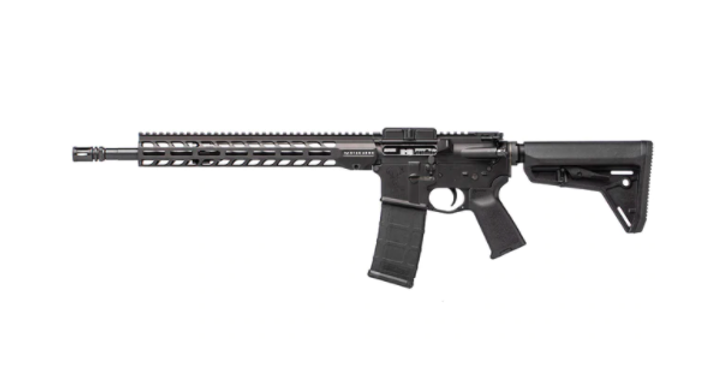"""STAG ARMS STAG15 TACTICAL LH QPQ 16"""" 5.56 RIFLE STAG15010122 - BLACK"""