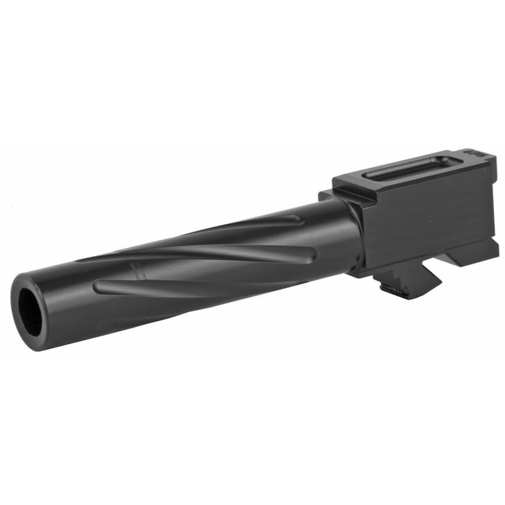 RIVAL ARMS MATCH GRADE DROP IN BARREL FOR GLOCK 19 GEN 3/4 9MM 1:10 TWIST - BLACK