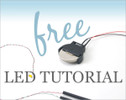 Free LED Lighting Tutorial for Dollhouse Miniatures