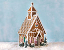 Quarter Scale Gingerbread Chapel Kit