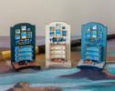 1:48 Study in Blue Vignette Kit