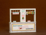 1:48 Gingerbread Post Office Interior Kit