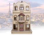C'est La Vie shown with the third story Penthouse