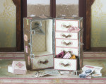 1:48 scale steamer trunk kit