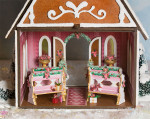 Interior Kit for the Gingerbread Wedding Chapel