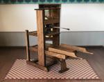 1:48 quarter scale printing press kit