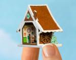 Micro Gingerbread Cuckoo Clock Shop Kit
