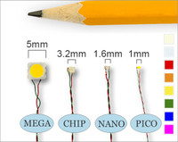 3V LED lighting for small projects