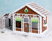 Gingerbread Ornament Shop Kit - Shop Only