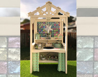 "1"" scale potting bench kit"