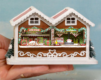Quarter Scale Gingerbread Market Stall Kit