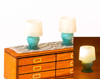 Half-Pint Table Lamps - Set of 2