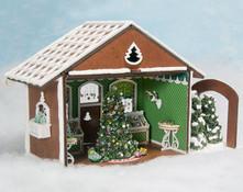 Gingerbread Ornament Shop - Interior Kit