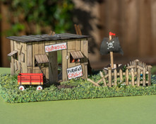 True2Scale 1/4 scale child's Clubhouse Kit