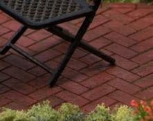 Quarter scale herringbone brick sheet