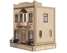 C'est La Vie quarter scale cafe and boutique kit