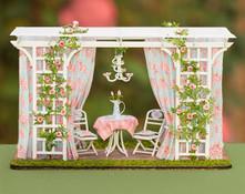 quarter scale romantic garden room kit