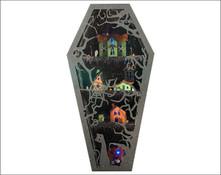 Creepy Coffin complete kit