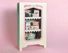 Peek into the Pantry: Boxes