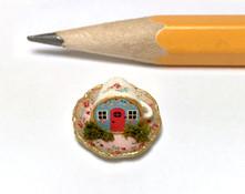 Pickle's Tiny Teacup Scene Kit
