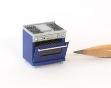 1:48 quarter scale modern stove kit