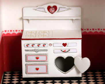 Twice as Sweet Valentine Vignette Kit