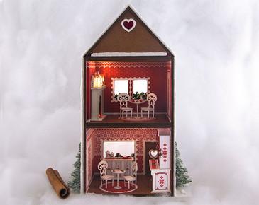 Gingerbread Cafe - Interior Kit