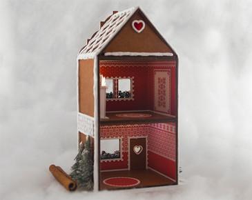 Gingerbread Cafe Kit