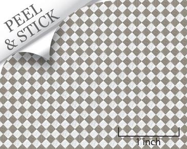 1:48 flooring paper: gray marble