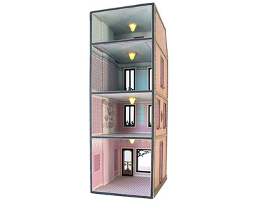 1:48 Oui Wee Lingerie Structure Kit - RETIRED