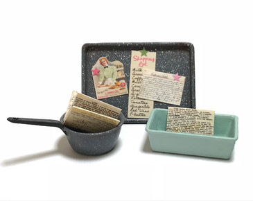 Peek into the Pantry: Kitchenware
