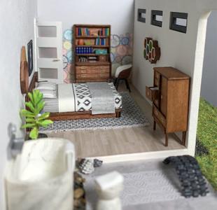 Modern Bed Kit