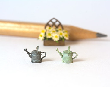 quarter scale 1:48 watering cans kit