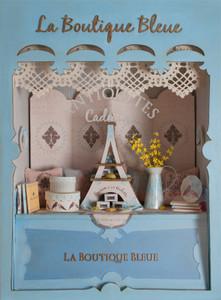 La Boutique Bleue Window Vignette Kit