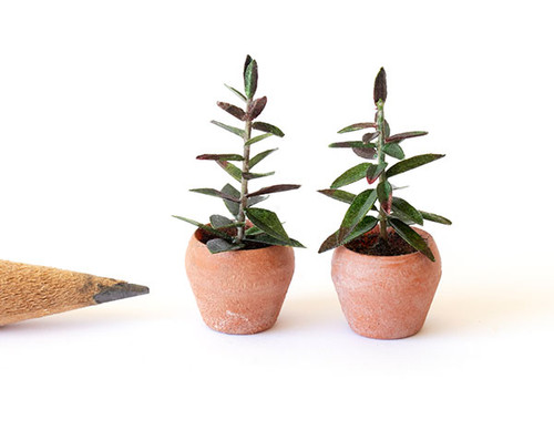 1:48 inch scale PLANT STAND KIT