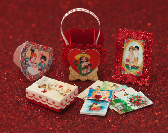 Valentine Decorations Kit