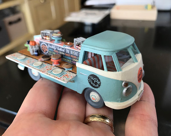 Lots of detail in a tiny package!