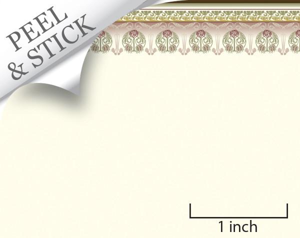 1:48 Peel and Stick Wallpaper - The Divine Sarah