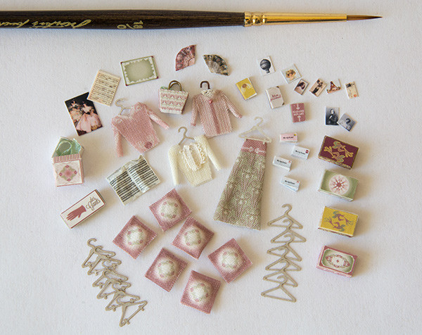 quarter scale boudoir accessories kit