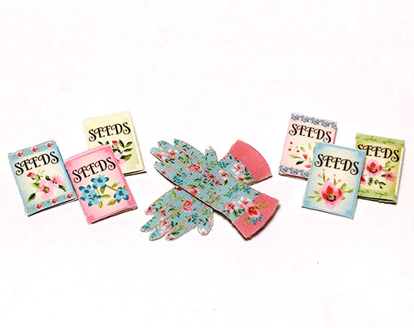 Pickle's Gloves with Seed Packets Kit