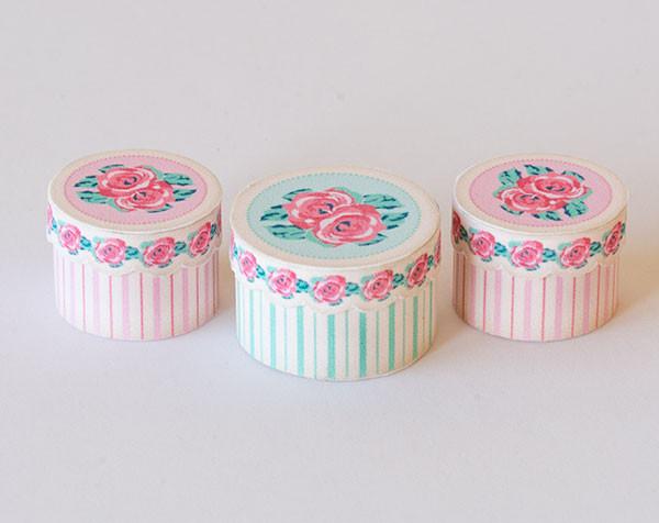 La Vie en Rose Gift Boxes Kit