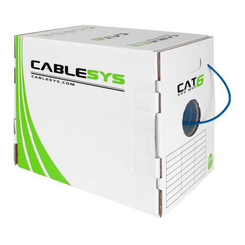 CAT 6 Reelex II Carton Box,  Cable