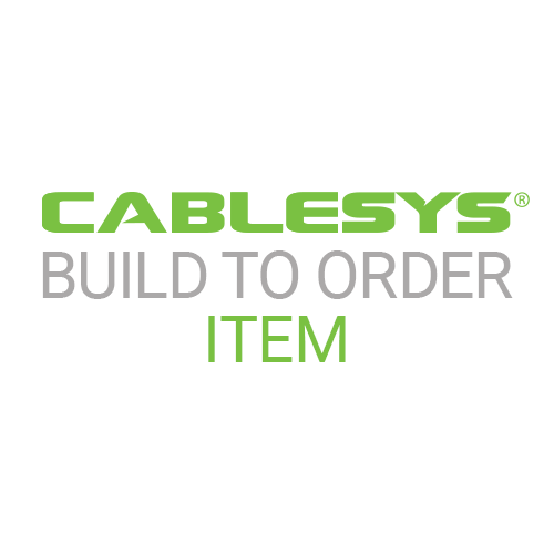 Cablesys Build To Order Item